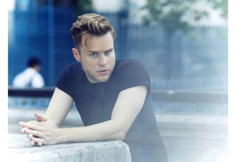 Olly Murs Image via Syco/Columbia Records