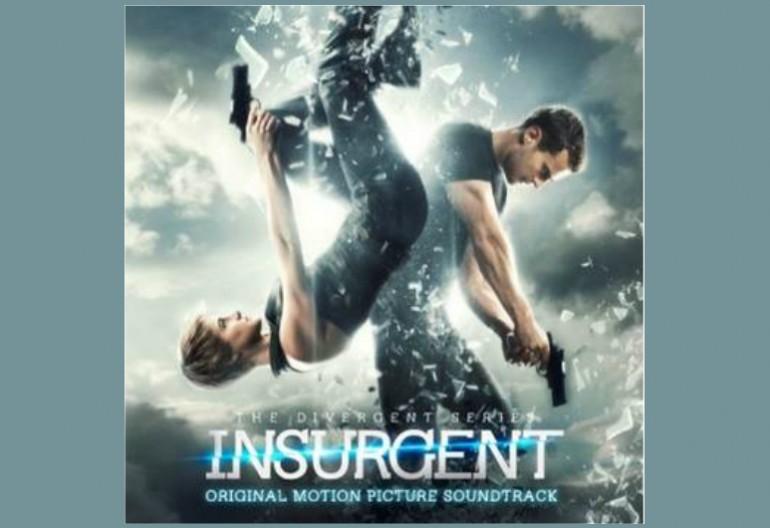 Insurgent Soundtrack Summit Entertainment/Interscope Records