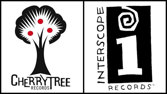 Interscope Records Logo Cherrytree Interscope Logo