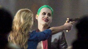 Margot Robbie and Jared Leto As Harley Quinn And The Joker
