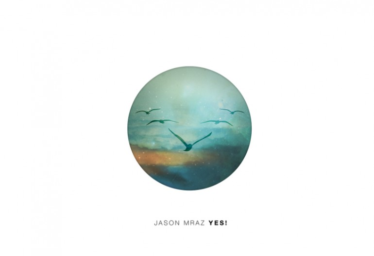 "Jason Mraz ""Yes"" Atlantic Records"