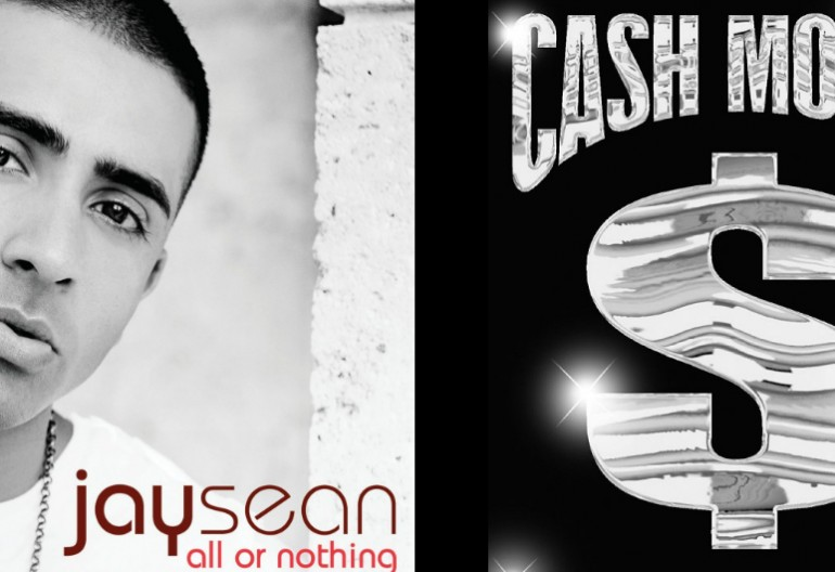 "Jay Sean ""All Or Nothing""/Cash Money Records logo"