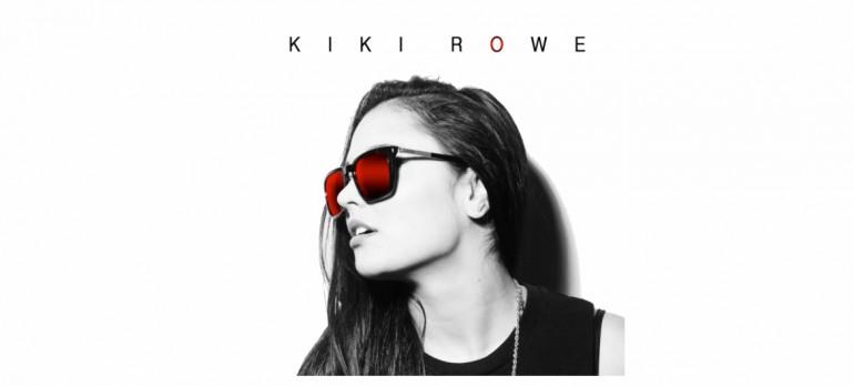 """Kiki Rowe """"Kiki Rowe"""""""