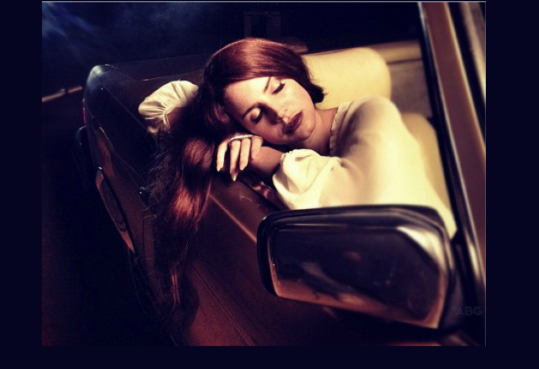 "Lana Del Rey ""Summertime Sadness"" Interscope Records"