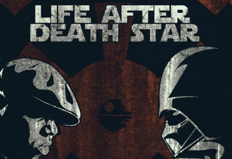 """Life After Death Star"" Album art"