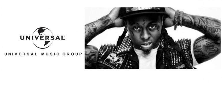 Universal Music Group logo/ Lil Wayne
