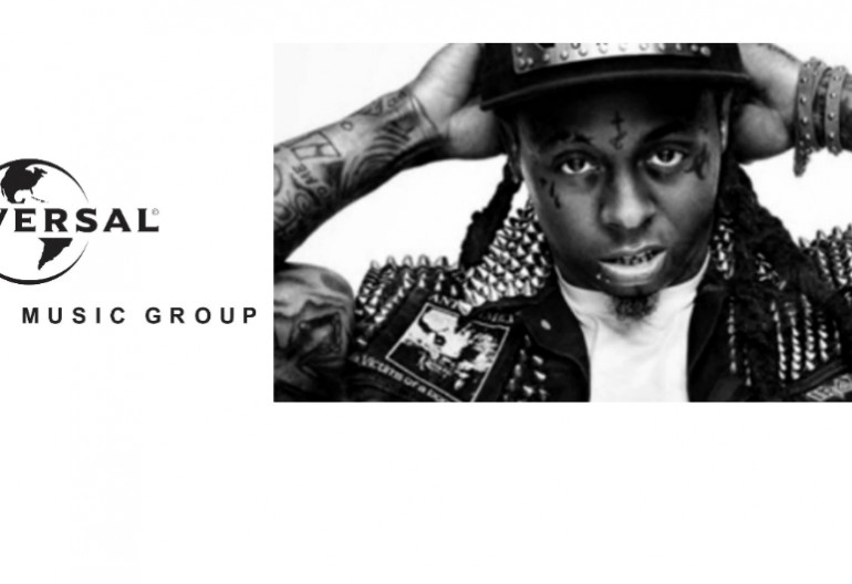 Universal Music Group logo/ Lil Wayne