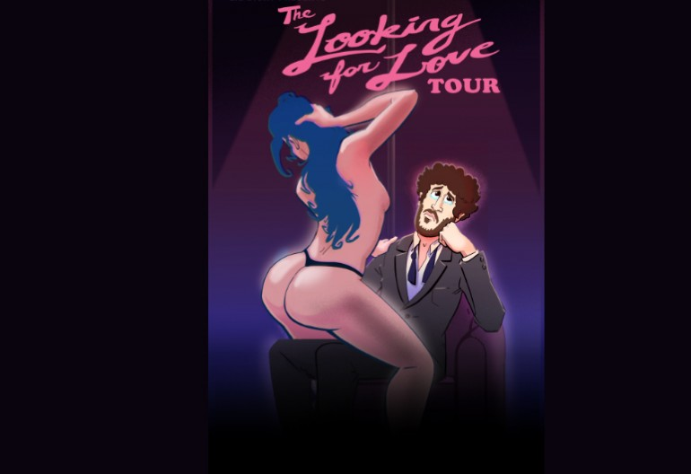 Lil Dicky's Looking For Love Tour image