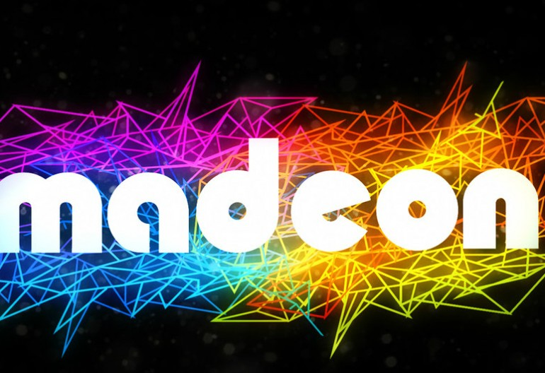 madeon mixcolor black backdrop logo
