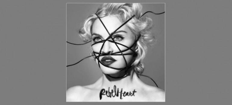 "Madonna ""Rebel Heart"" Live Nation/Interscope Records"