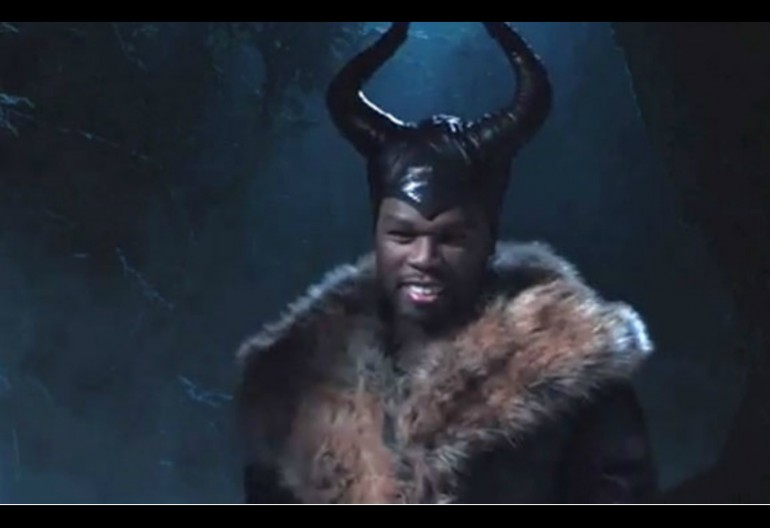 "50 Cent As ""Malefiftycent"""