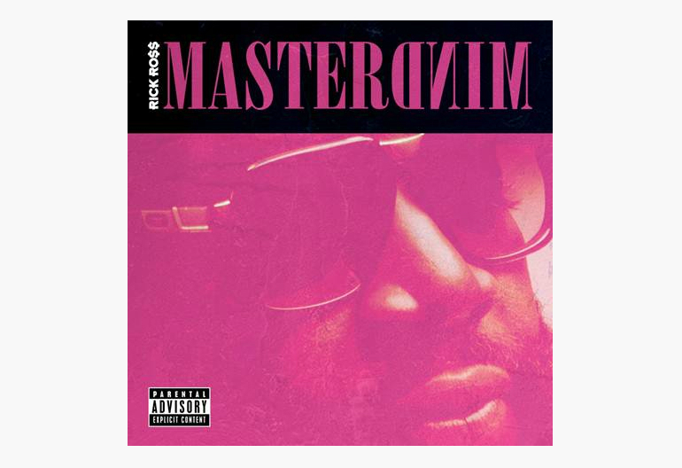 """Rick Ross """"Mastermind"""" Maybach Music Group/Def Jam Records"""