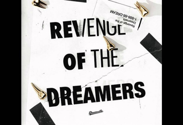 Revenge of The Dreamers Cover