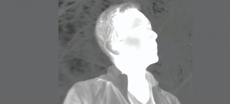 "Video Still from ColdPlay's ""Midnight"" Music Video"