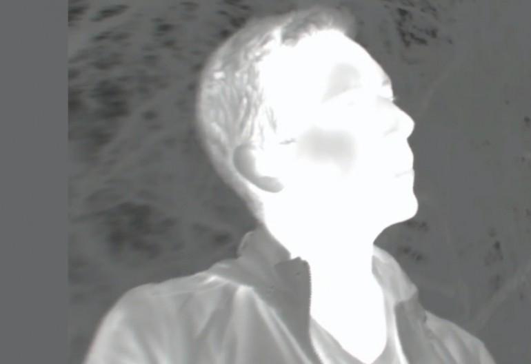 "Video Still from ColdPlay's ""Midnight"" Music Video"