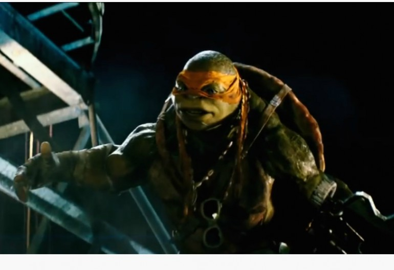 Video Still From Teenage Mutant Ninja Turtles (Taler)