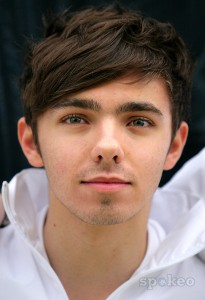 Nathan Sykes Of The Wanted