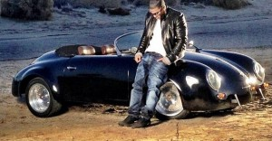 "Nelly In The ""Hey Porche"" music video"