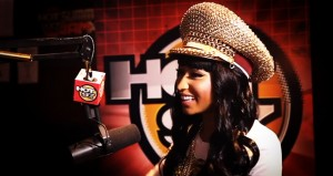 Nicki Minaj Talking With Peter Rosenberg of Hot 97