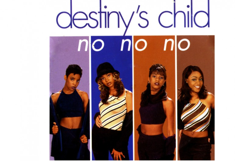 "Destiny's Child ""No No No"" Columbia Records"