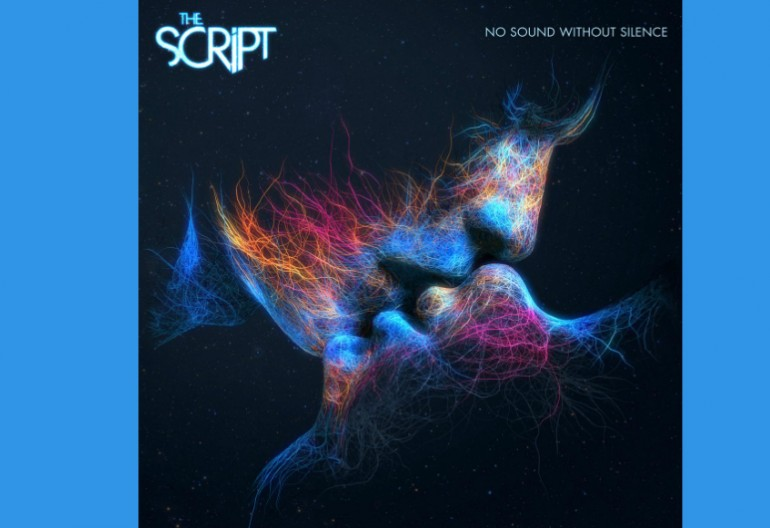 """The Script """"No Sound Without Silence"""" Phonogenic/Columbia Records"""