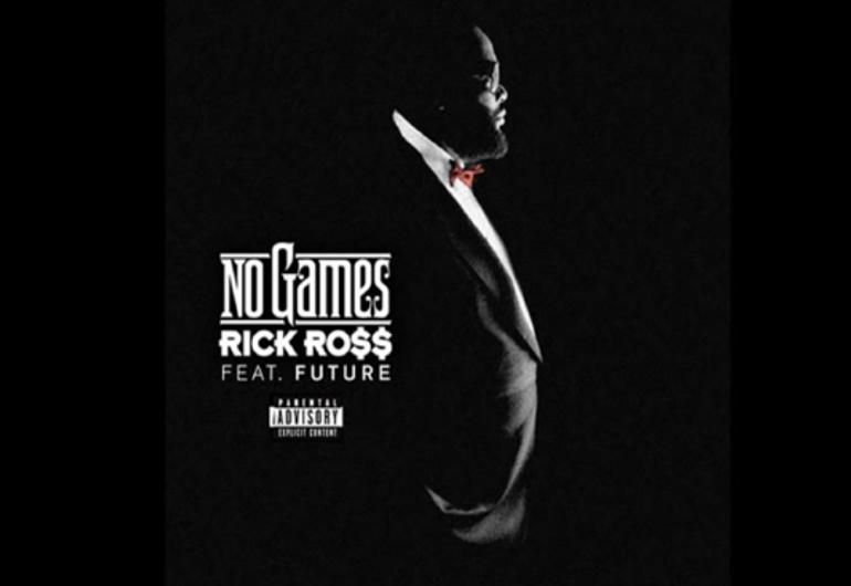 """Rick Ross """"No Games"""" Maybach Music Group/Def Jam Records/IDJMG"""