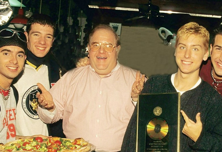 *NSYNC And Lou Pearlman