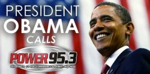 President Barack Obama Talks Nicki Minaj With Orlando's 95.3FM