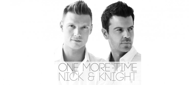 "Nick & Knight ""One More Time"" Cover"