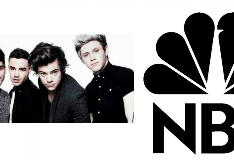 One Direction/NBC logo