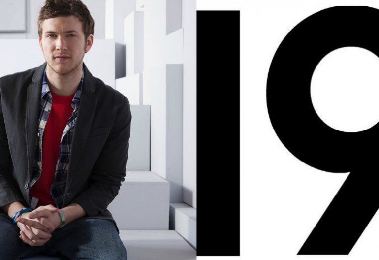 Phillip Phillips/19 Entertainment logo