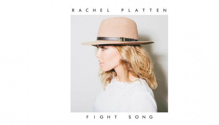"Rachel Platten ""Fight Song"" Columbia Records"