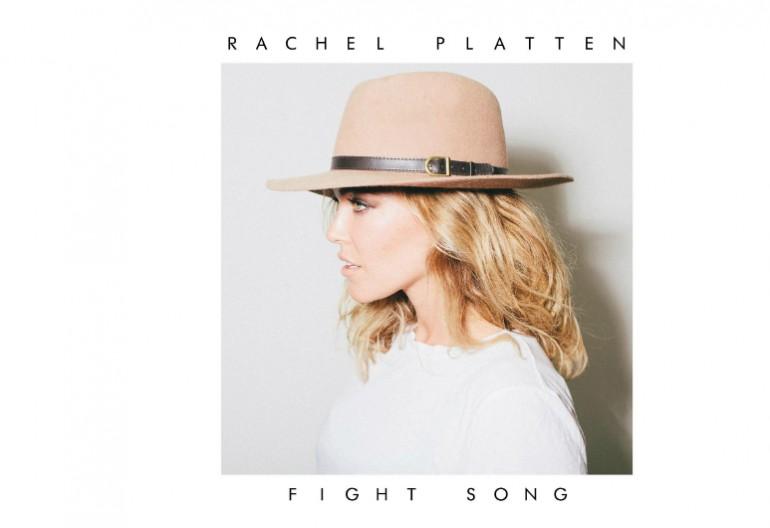 """Rachel Platten """"Fight Song"""" Columbia Records"""
