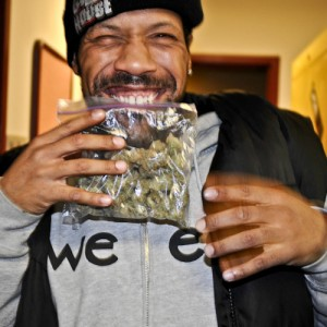 Redman (and weed)