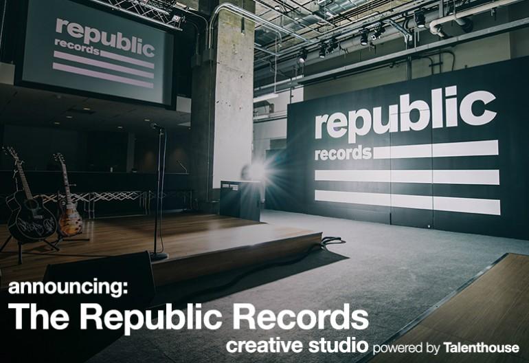 Republic Records' Creative Studios