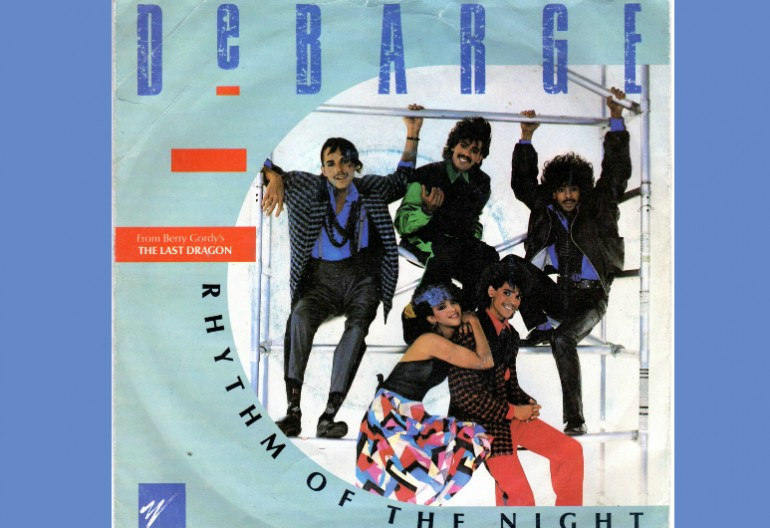 "Debarge ""Rhyth of the Night"""