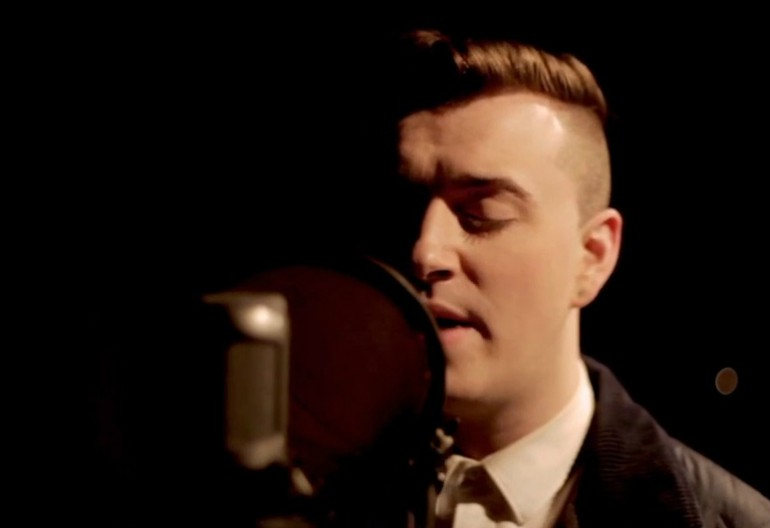 "Sam Smith in ""Have Yourself A Merry Little Christmas"" Capitol Records"