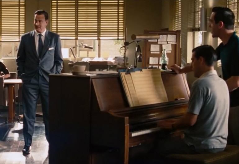 "Video Still From ""Saving Mr. Banks"" Walt Disney Pictures"