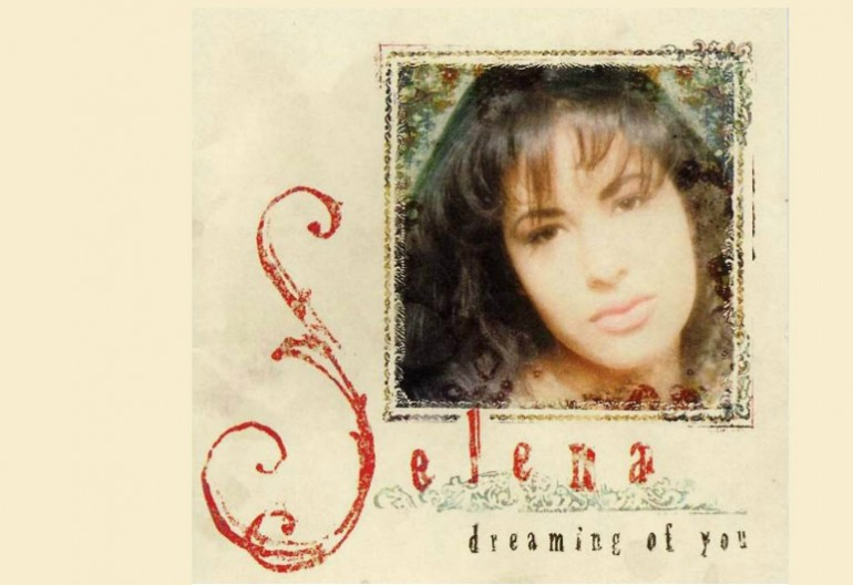 "Selena ""Dreaming Of You"" EMI Latin"