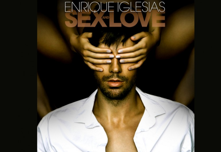 "ENRIQUE IGLESIAS "" SEX AND LOVE"" Republic Records"