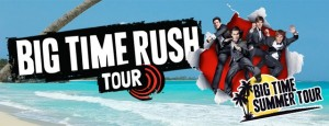 Big Time Rush Announces Tour Dates