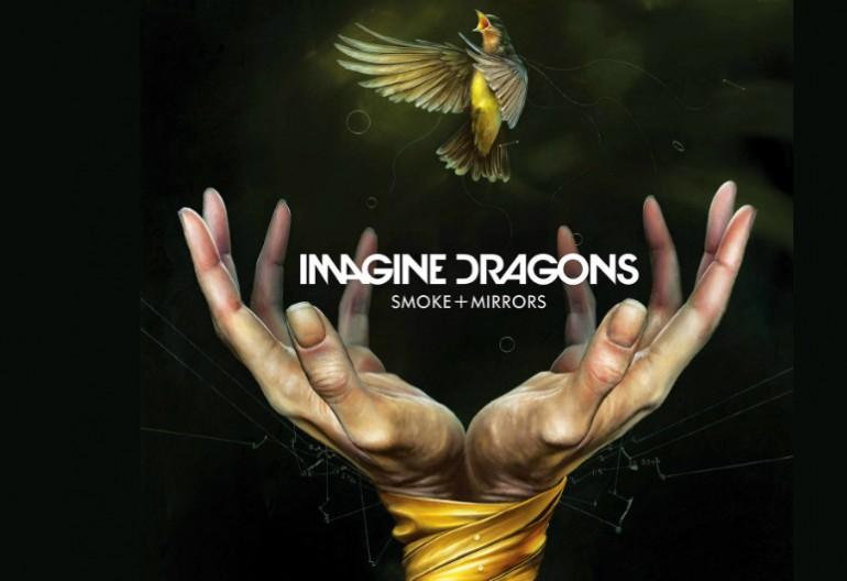 "Imagine Dragons ""Smoke + Mirrors KIDinaKORNER/Interscope Records"