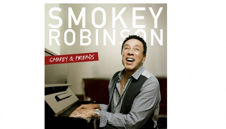 "Smokey Robinson ""Smokey And Friends"" The Verve Music Group"