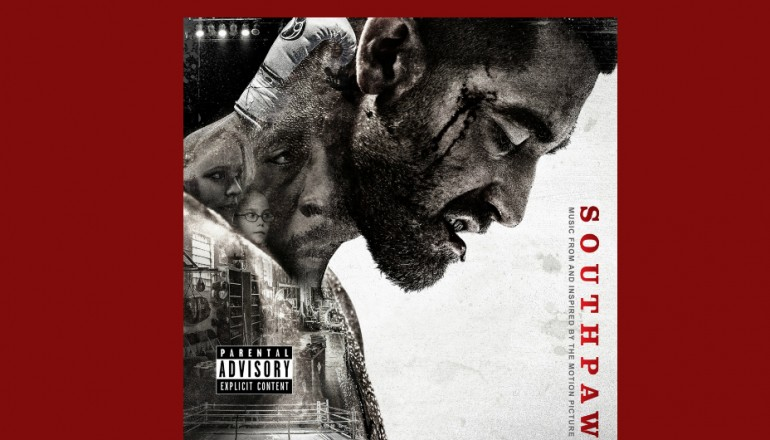 Southpaw Soundtrack Shady/Interscope Records