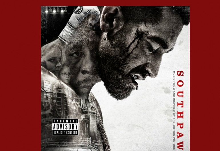 Southpaw Soundtrack Shady/Interscope Records