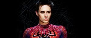 Reeves Carney As Spiderman