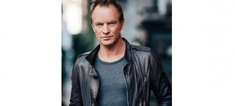Sting: Image Via American Music Awards
