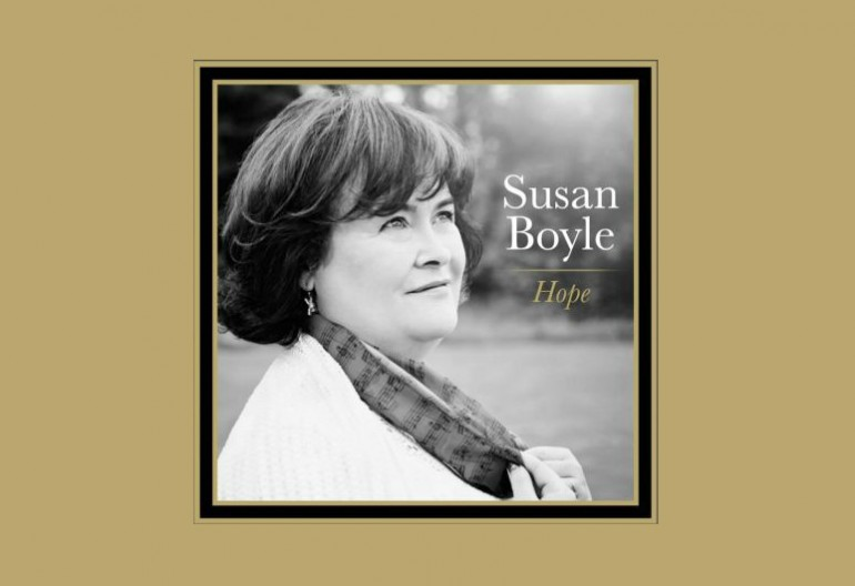 "Susan Boyle ""Hope"" Syco/Columbia Records"
