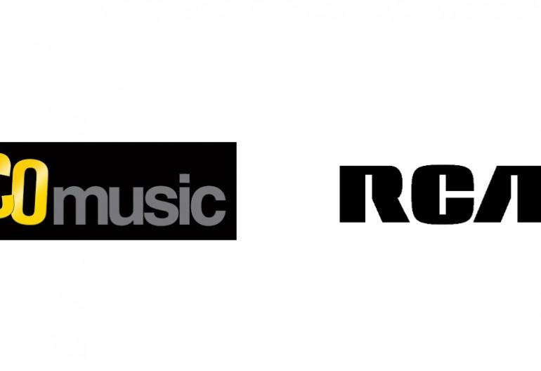 Syco Music/RCA Records logos