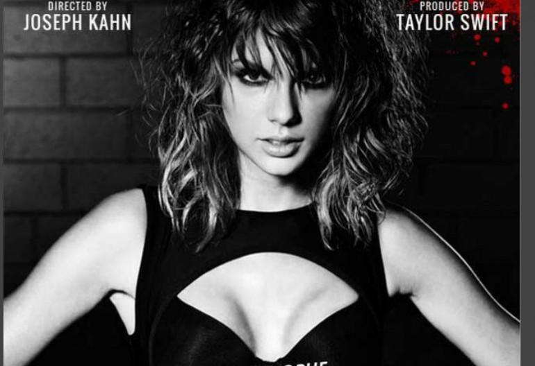 "Taylor Swift ""Bad Blood"" Big Machine/Republic Records"